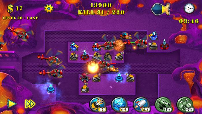 Tower Defense Evolution 2 скачать