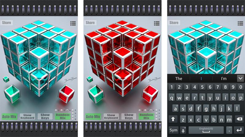 ButtonBass EDM Cube 2 скачать