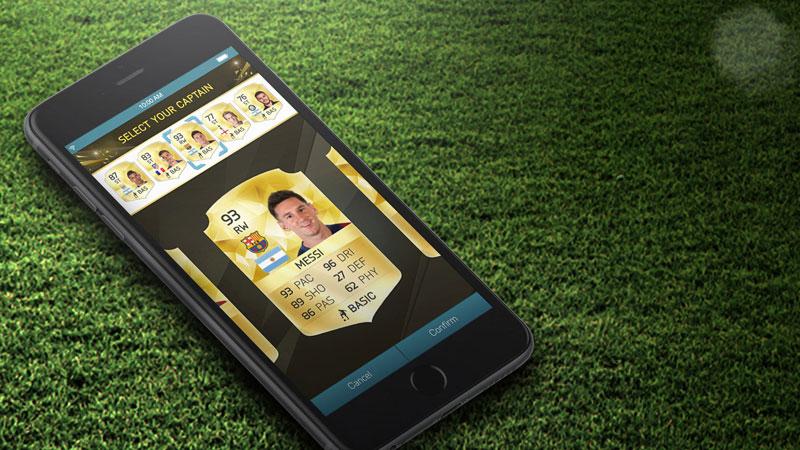 EA Sports FIFA 16 Companion на андроид