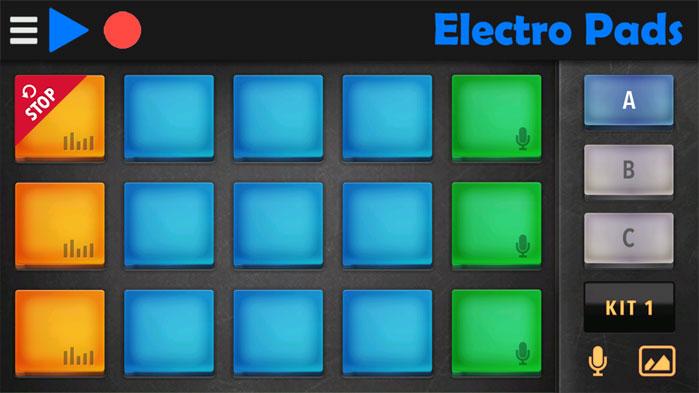 Electro Pads на андроид