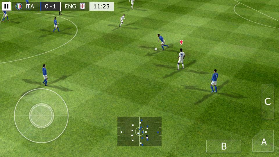 First Touch Soccer 2015 скачать