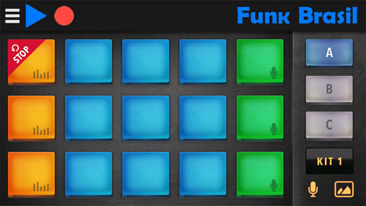 Funk Brasil на андроид