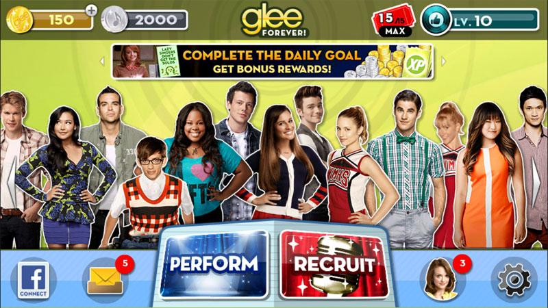 Glee Forever! на телефон