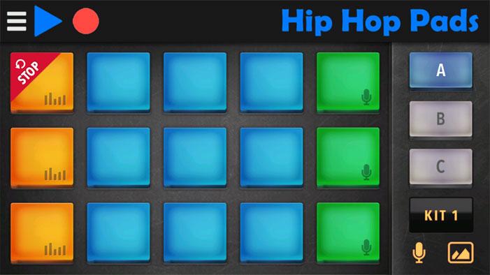 Hip Hop Pads на андроид
