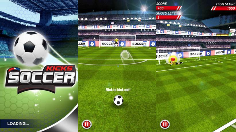 Soccer Kicks на андроид