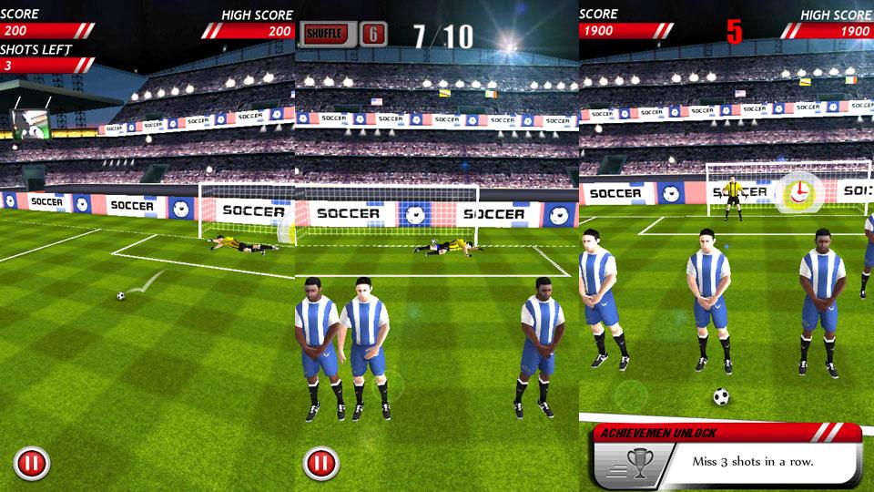 Soccer Kicks скачать