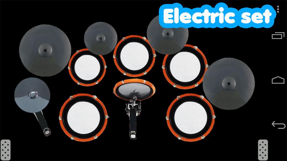 Ударная установка барабан на андроид