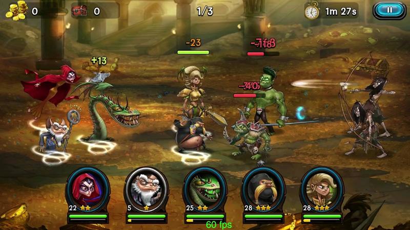 DragonSoul на телефон