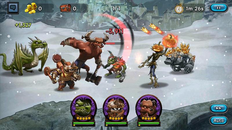 DragonSoul на андроид