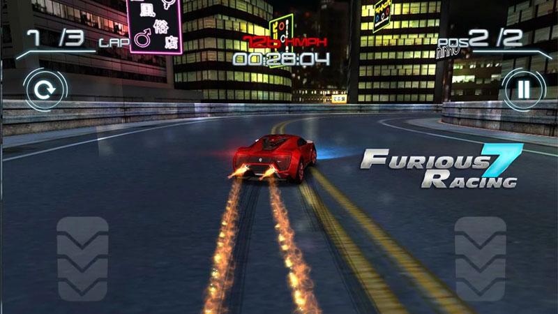 Furious Racing 7 на андроид