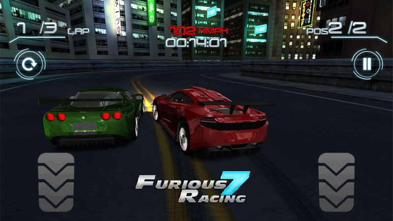Furious Racing 7 на телефон