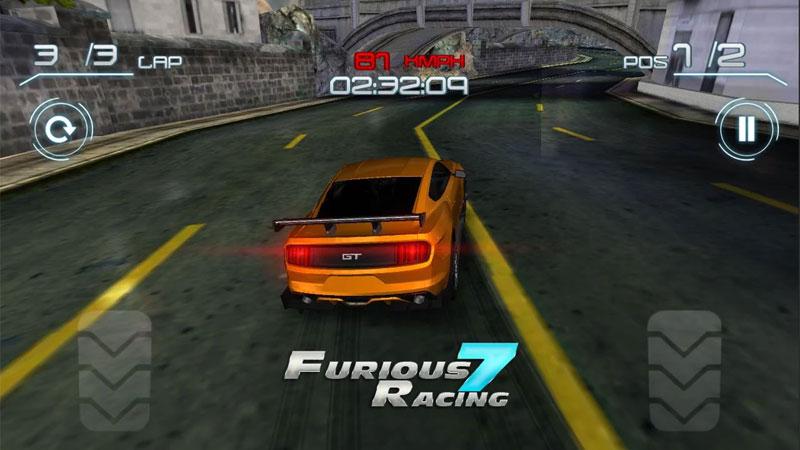 Furious Racing 7 скачать