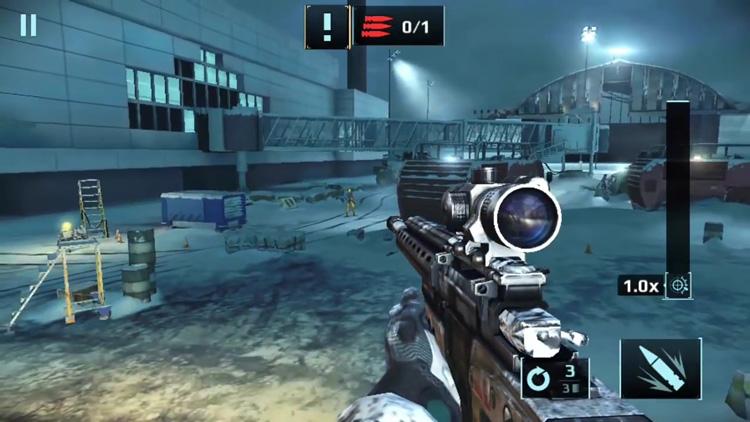 Операция «Снайпер» на андроид