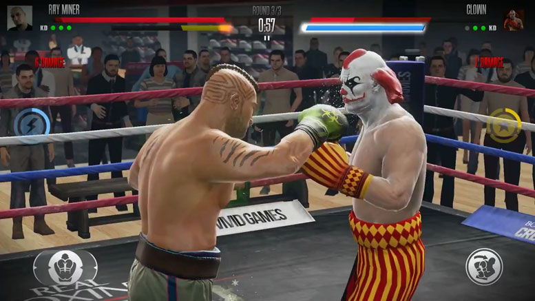 Real Boxing 2 Creed на телефон