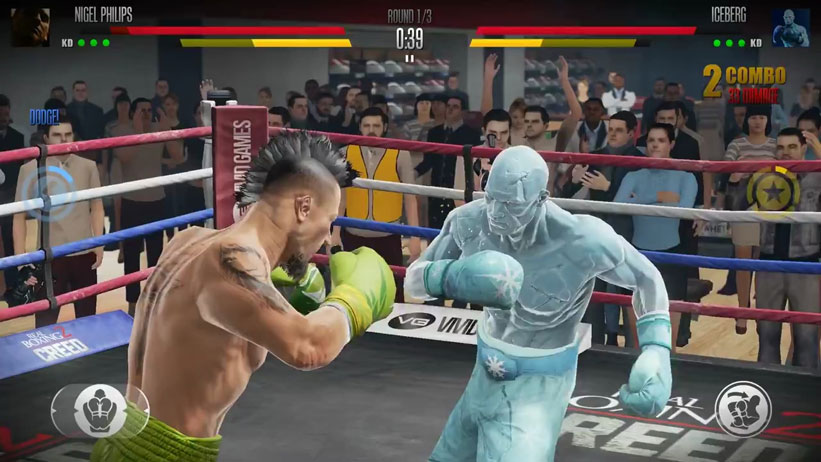 Real Boxing 2 Creed скачать