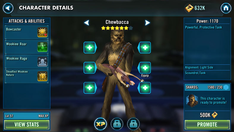 Star Wars: Galaxy of Heroes скачать