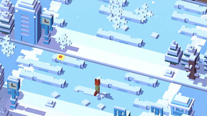 Disney Crossy Road скачать