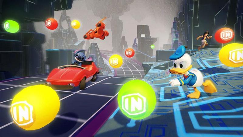 Disney Infinity 2.0: Новые миры на андроид