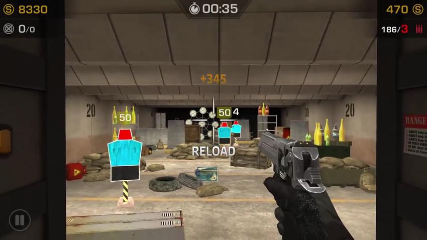 Range Shooter на телефон