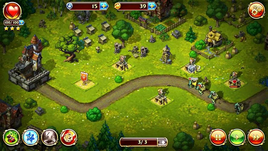 Солдатики 3: Средневековье на андроид