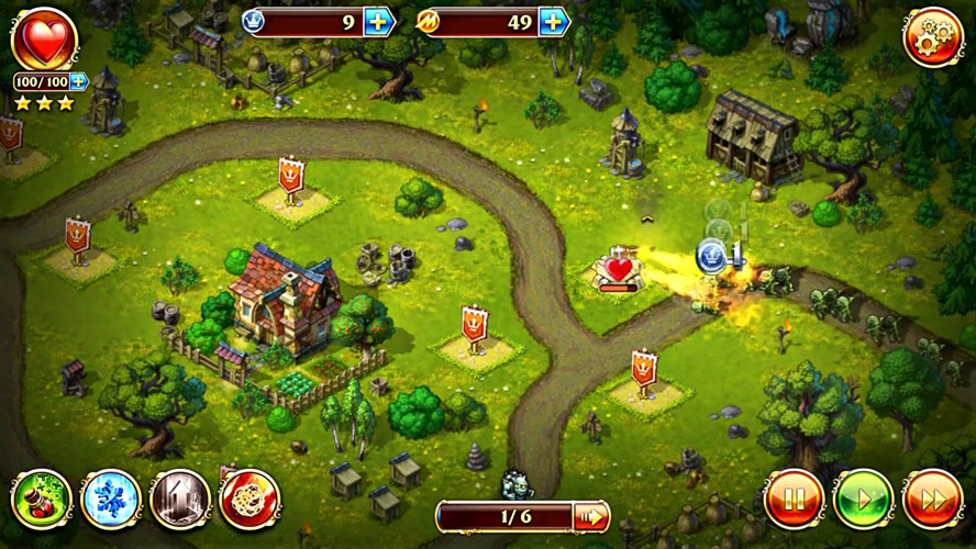 Солдатики 3: Средневековье скачать