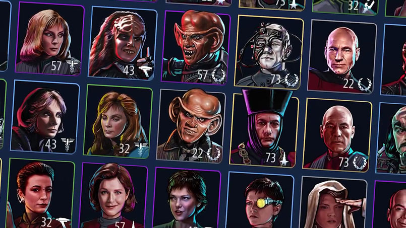Star Trek Timelines скачать