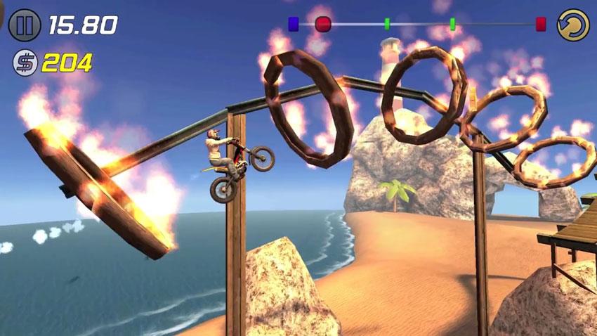 Trial Xtreme 3 на андроид