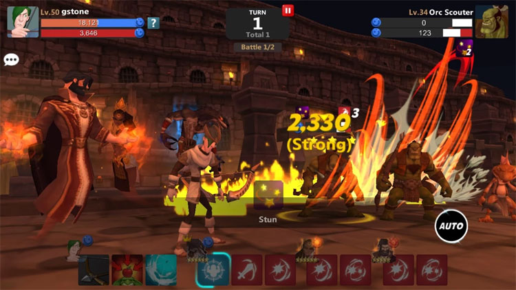 Guardian Stone Second War скачать