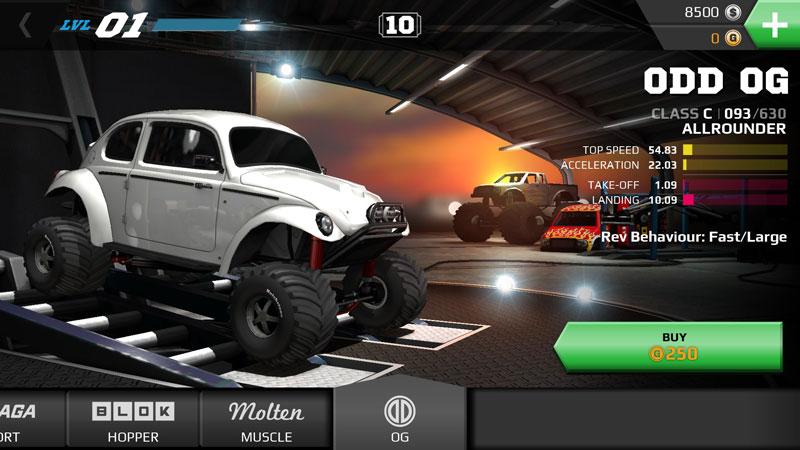 MMX Racing скачать