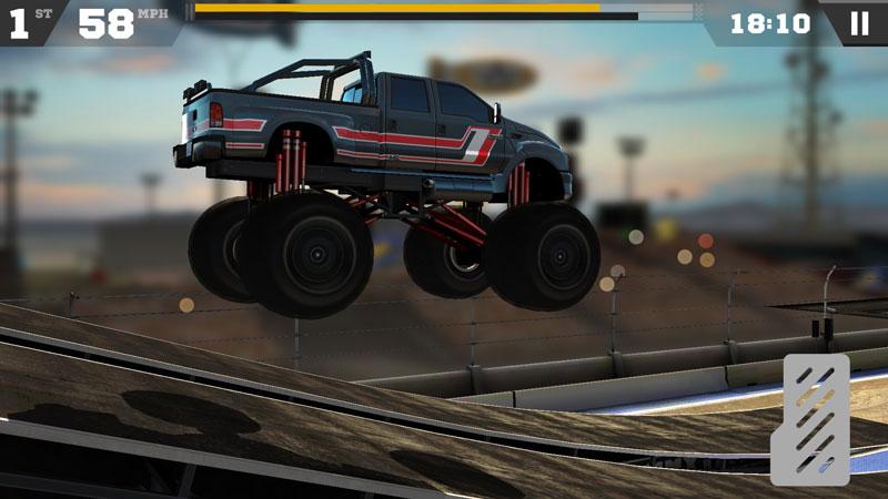 MMX Racing на телефон