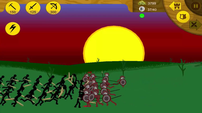Stick War Legacy на андроид