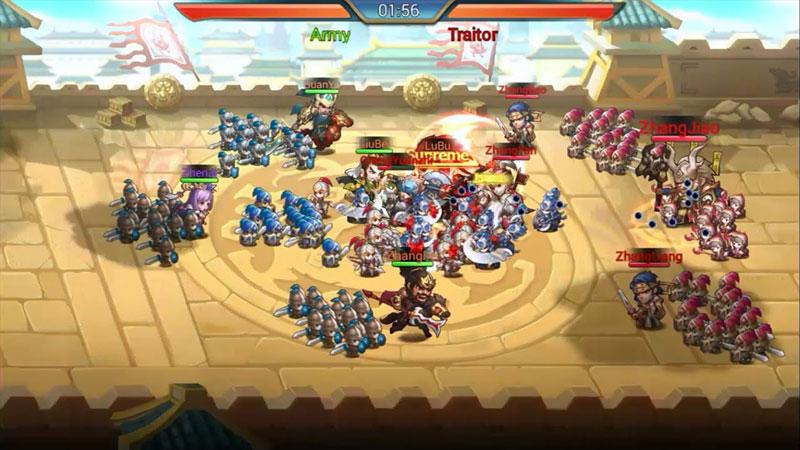 Chibi 3 Kingdoms скачать