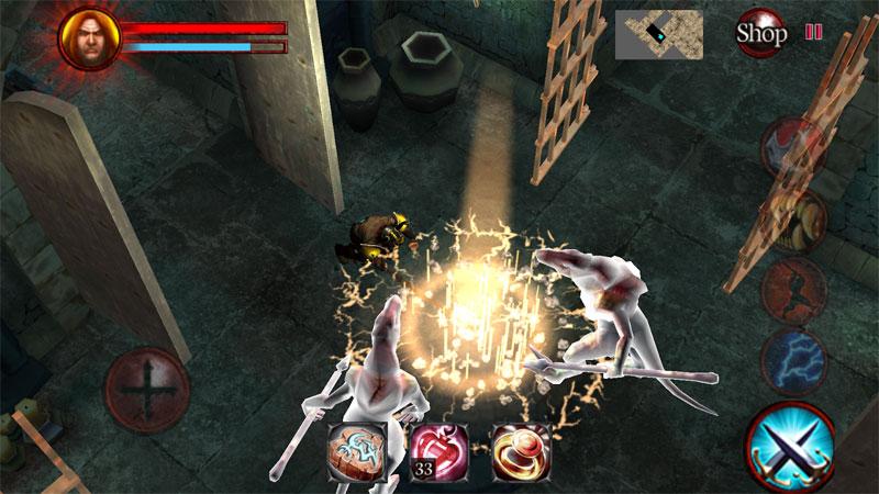 Demons & Dungeons New на андроид