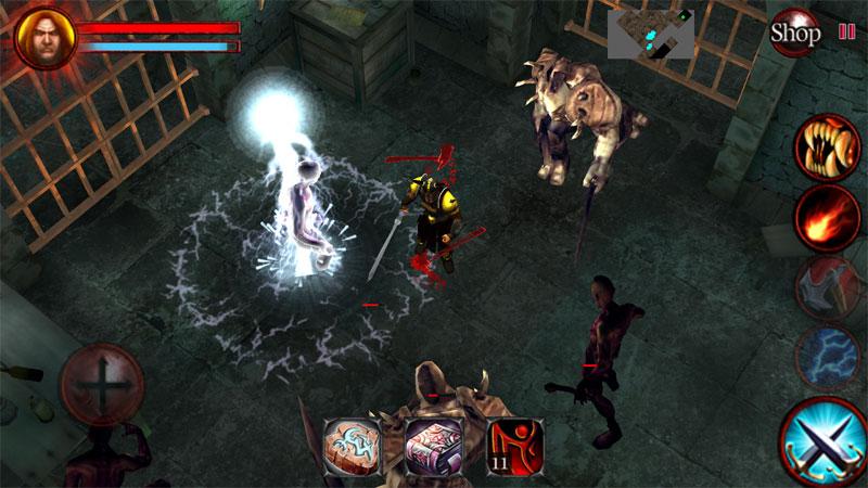 Demons & Dungeons New на телефон