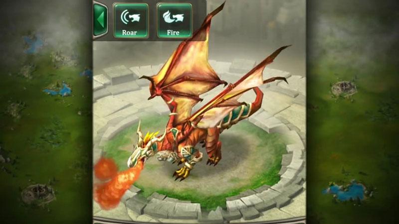 Dragons of Atlantis: Наследники на андроид