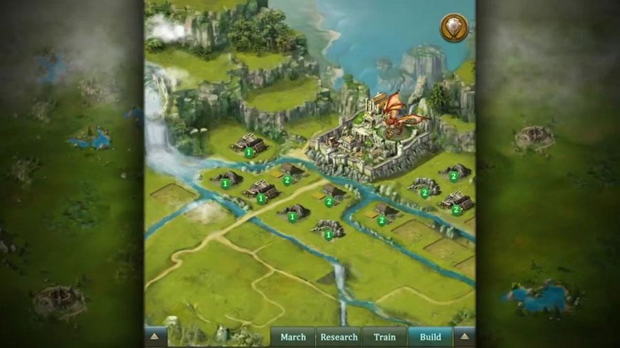 Dragons of Atlantis: Наследники скачать