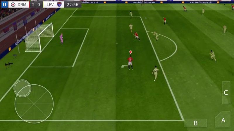 Dream League Soccer 2016 на андроид