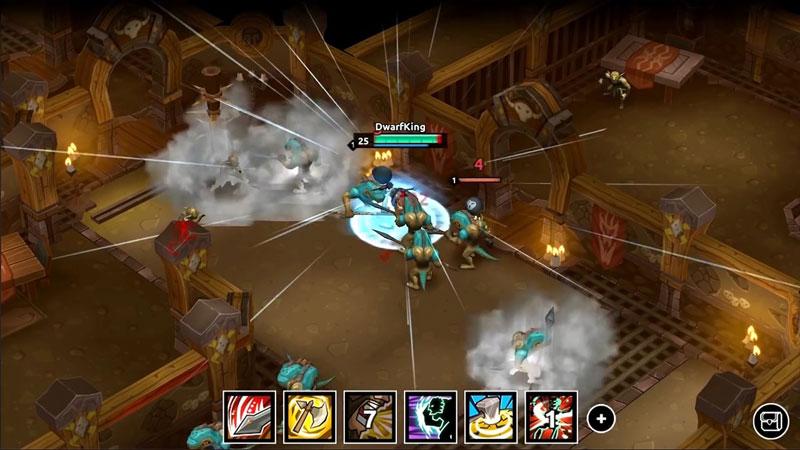 Dungeon Legends на андроид