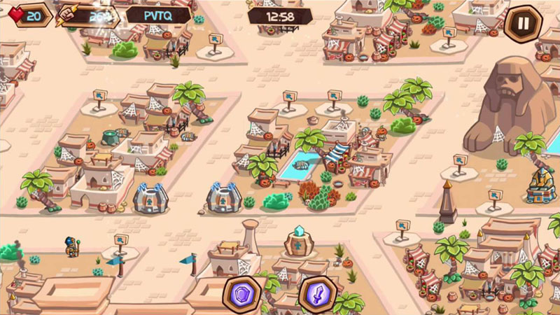 Empires of Sand на андроид