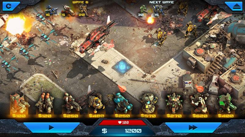 Epic War TD 2 на андроид