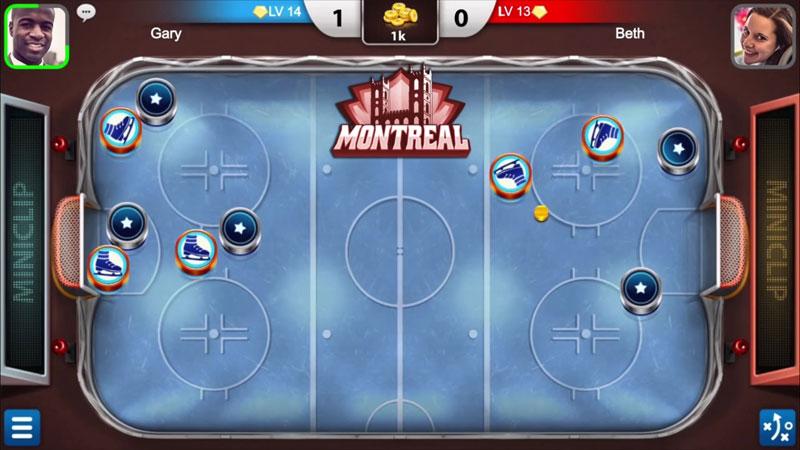 Hockey Stars на андроид