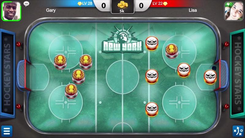 Hockey Stars скачать