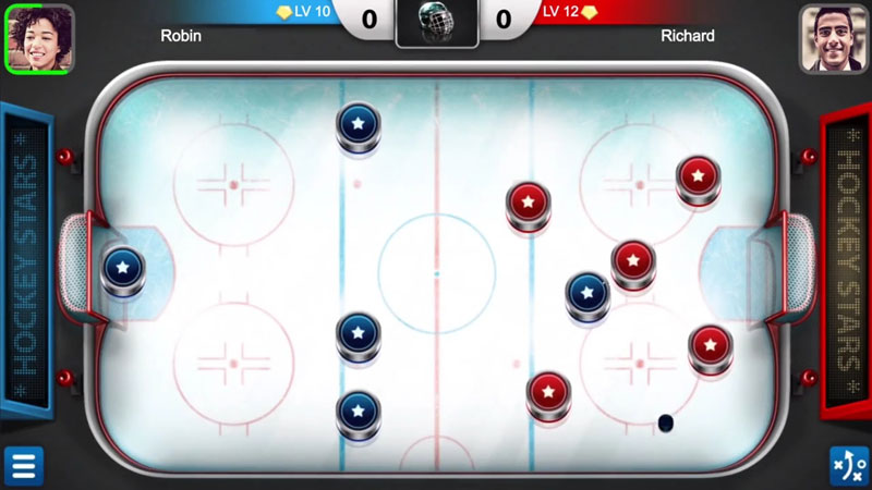 Hockey Stars на телефон
