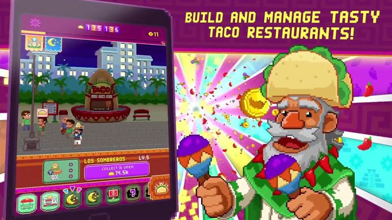 Mucho Taco на телефон