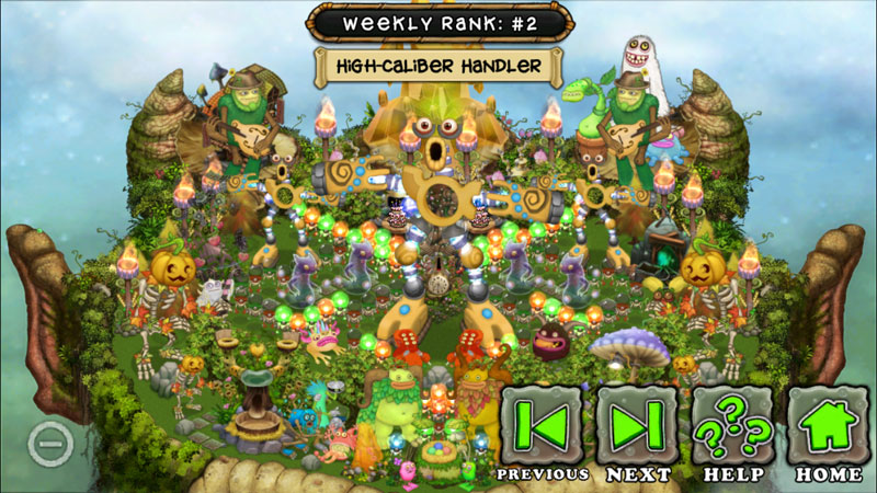 My Singing Monsters скачать