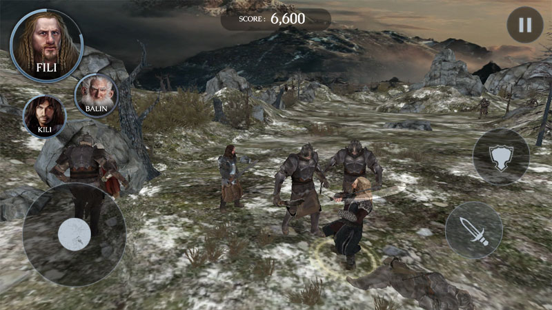 The Hobbit: Kingdoms скачать