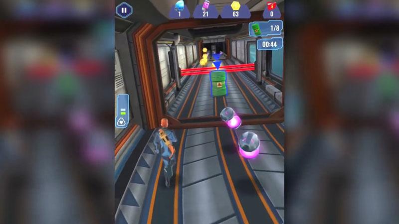 Thunderbirds Are Go: Team Rush на андроид