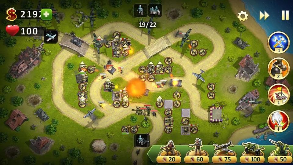 Toy Defense 2 Солдатики скачать