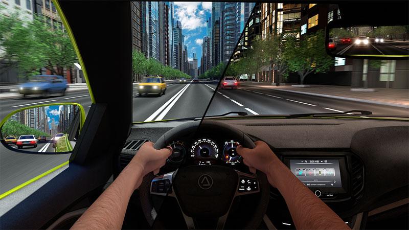Зона Вождения: Россия на андроид