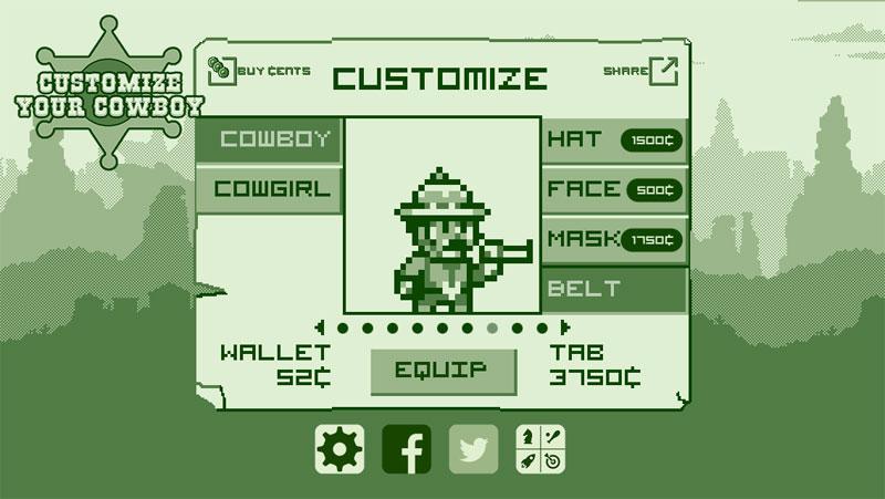 2-bit Cowboy на андроид